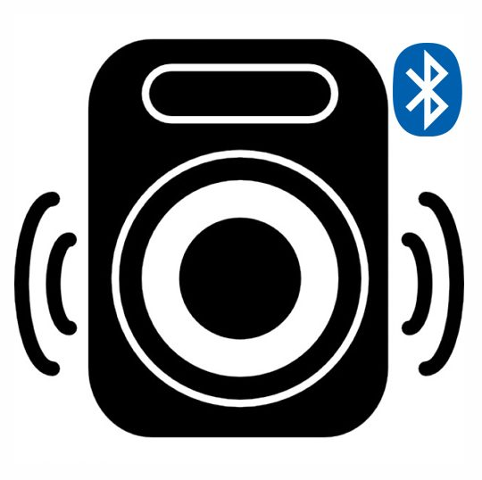 BOOMBOX (Bluetooth parlantes)
